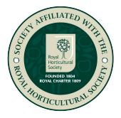 Gardeners Association is RHS Affiliated