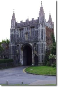 St Johns Abbey, Colchester
