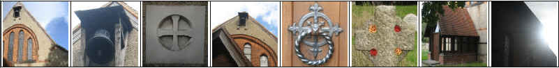 St Mary's new Church montage
