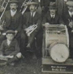 1920s brass band