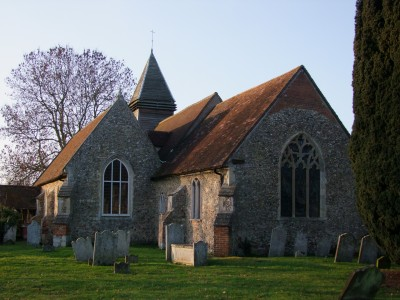 Heritage of St Mary's Old Church, West Bergholt