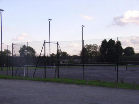 Sports Club Games Area