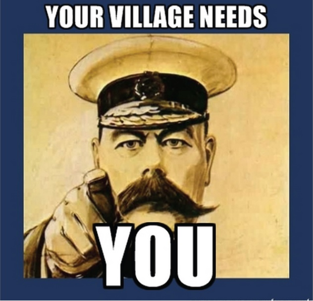 Your village needs you - call for open gardens