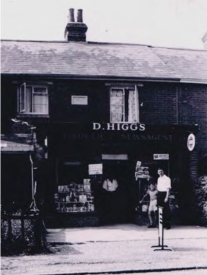 Higgs Shop with Keith Higgs & father