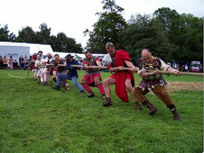 There will be Tug of War at the 2019 Village Fete