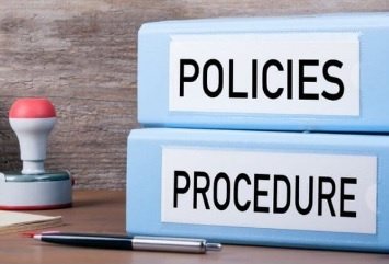 Policies & Procedures Image