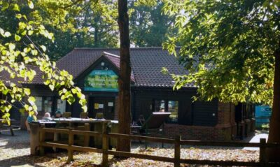 High Woods Visitor Centre