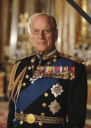 HRH Prince Philip the Duke of Edinburgh - RIP